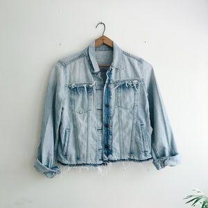 GAP Denim Jacket, Size L